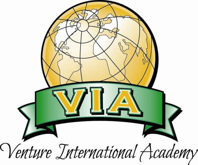 Venture International Academy Logo